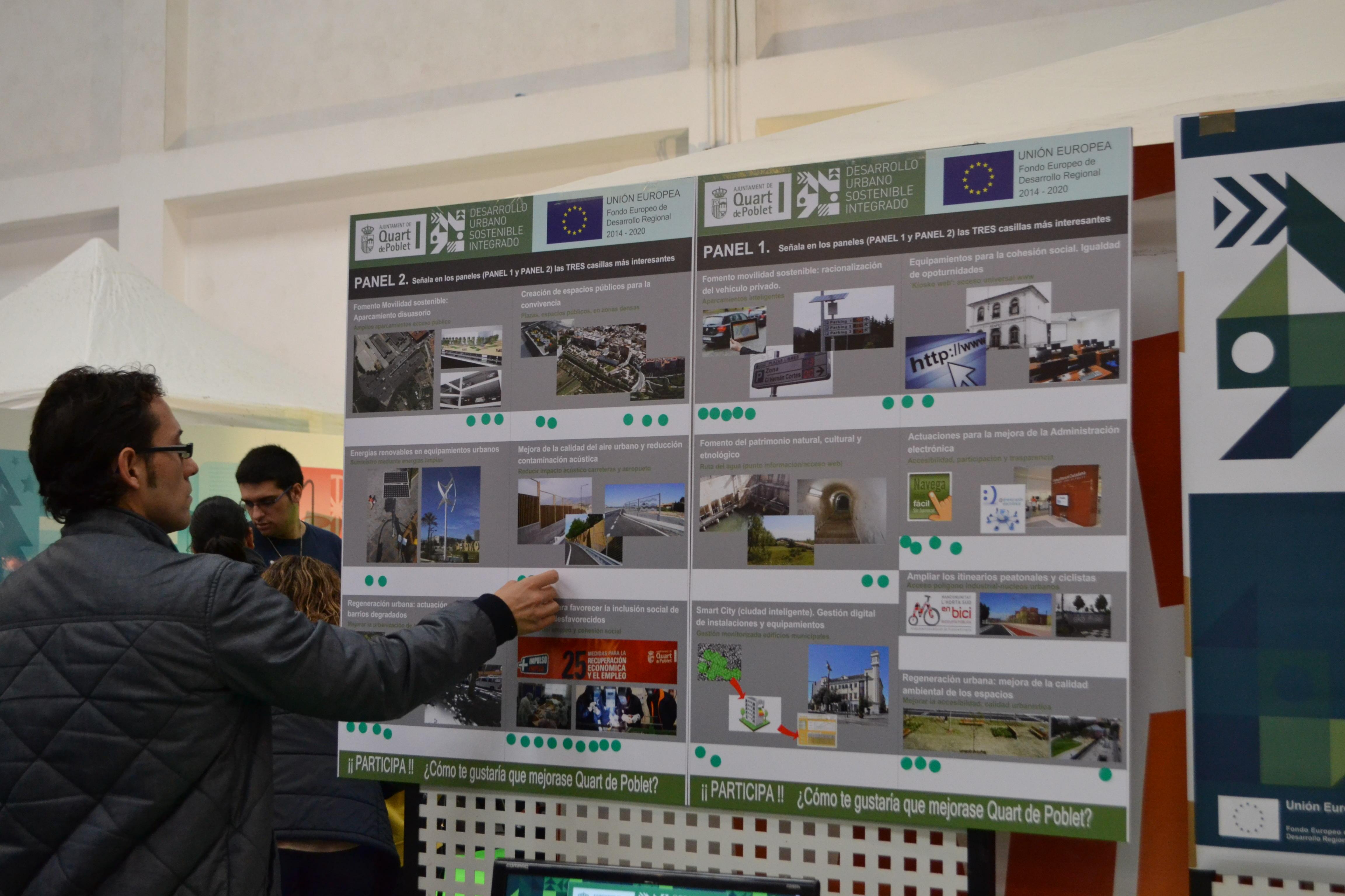 El Gobierno da luz verde al proyecto que culminará el desarrollo urbano sostenible de Quart de Poblet con una inversión de 10 millones de euros